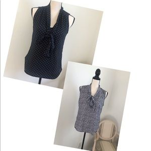 Flash Sale! Bundle of 2 sleeveless tops.